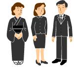 葬儀・告別式の服装